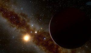 Загадочна и безжизненна. Ученые обнаружили планету за пределами галактики