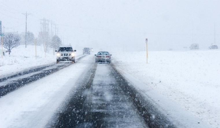 И это ранняя весна? Сильный ветер, дождь и снег прогнозируют на Южном Урале