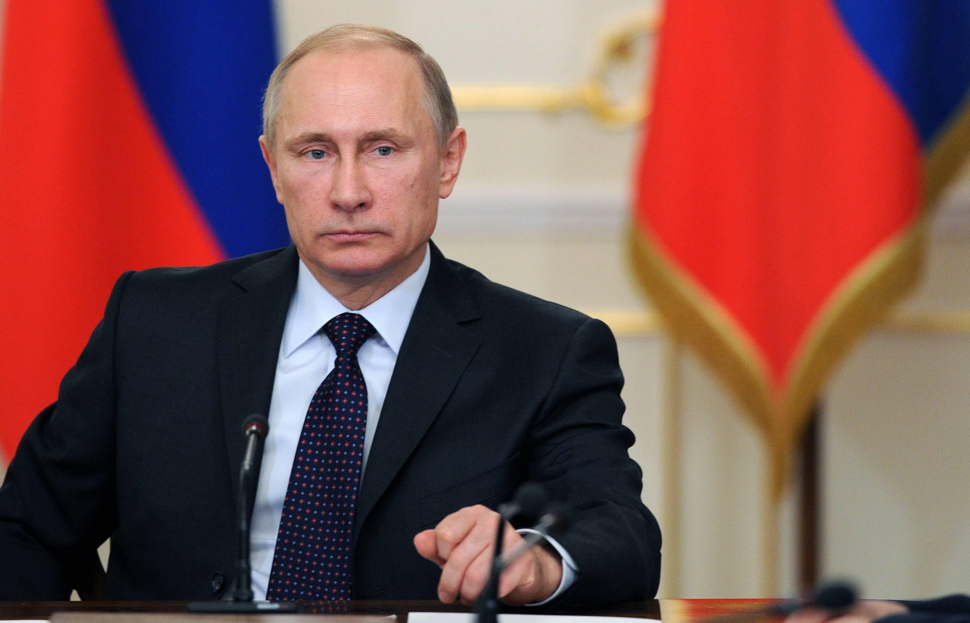 Президент Владимир Путин выступит с новым обращением к жителям России