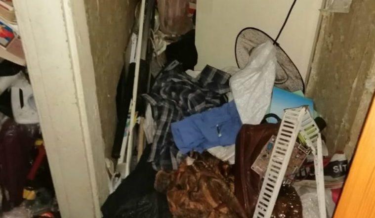Полный завал. В Челябинске нашли квартиру – свалку ФОТО