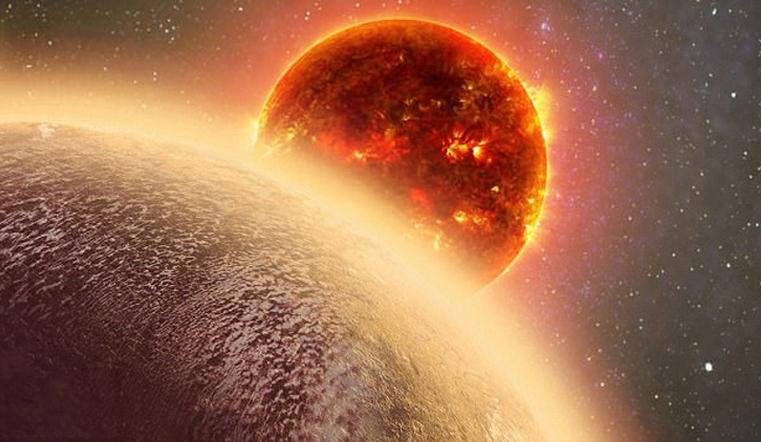 Облака из металлов. Ученые узнали состав атмосферы далекой планеты