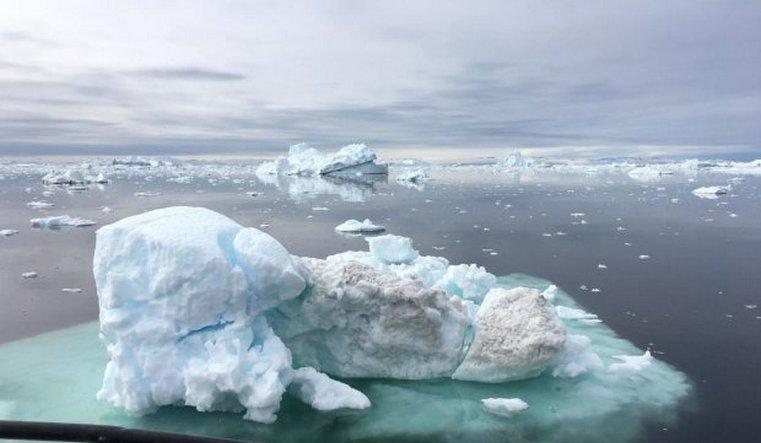 Ледяной щит Гренландии исчезает «на глазах» из-за антициклонов