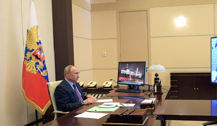 Владимир Путин онлайн. Пресс-конференция Президента России пройдет в необычном формате