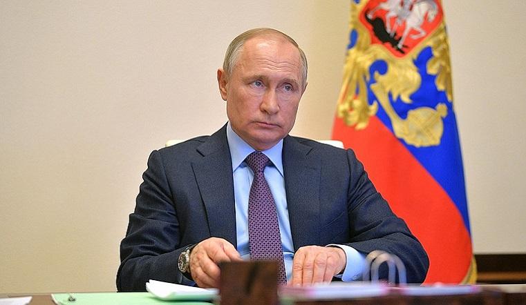 """""""Все должно быть прозрачно"""". Путин – о выплатах пострадавшим от COVID-19"""