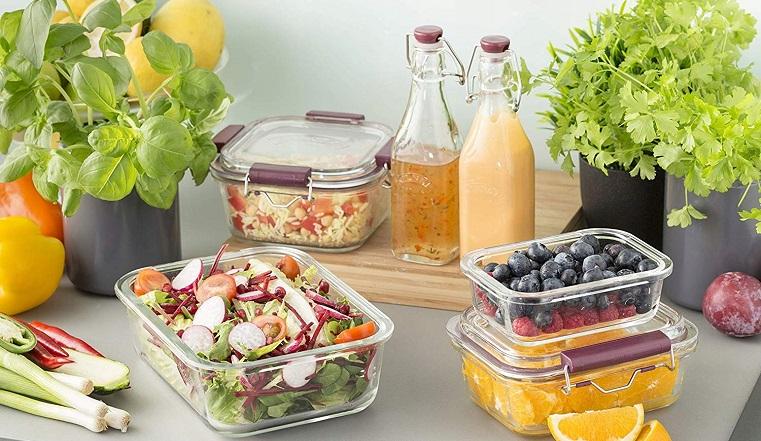Как сохранить свежесть продуктов: выбираем правильный контейнер