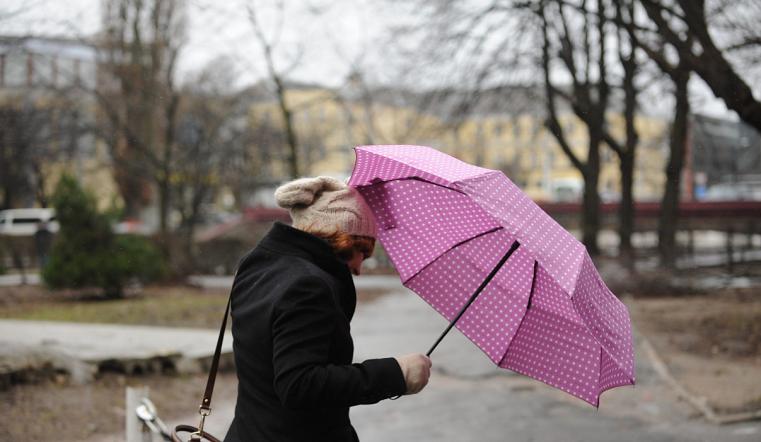 Ветер бушует. На Южном Урале желтый уровень погодной опасности