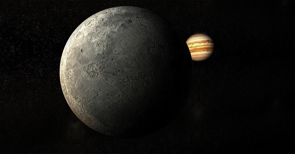 Какая планета находится между марсом и сатурном