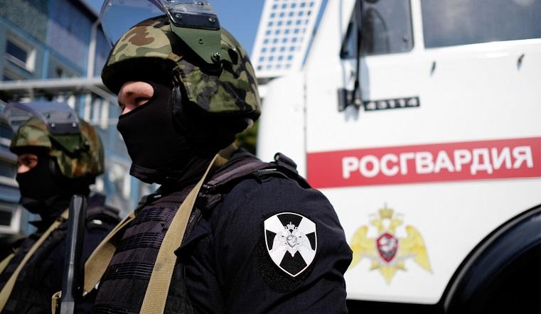 Банду разбойников задержали сотрудники Росгвардии В Челябинске