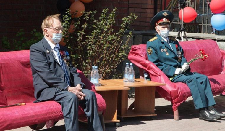 Личное отношение. Ветеранов Великой Отечественной трогательно поздравили в Челябинске