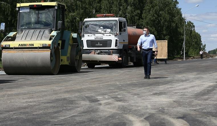Ремонт на 4,5 млрд рублей. Участок трассы Челябинск – Екатеринбург расширят