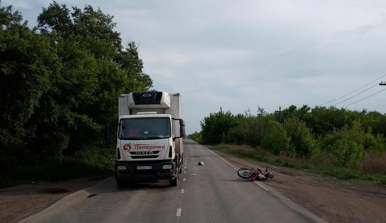 Трагичное начало сезона. На Урале разбились 2 мотоциклиста