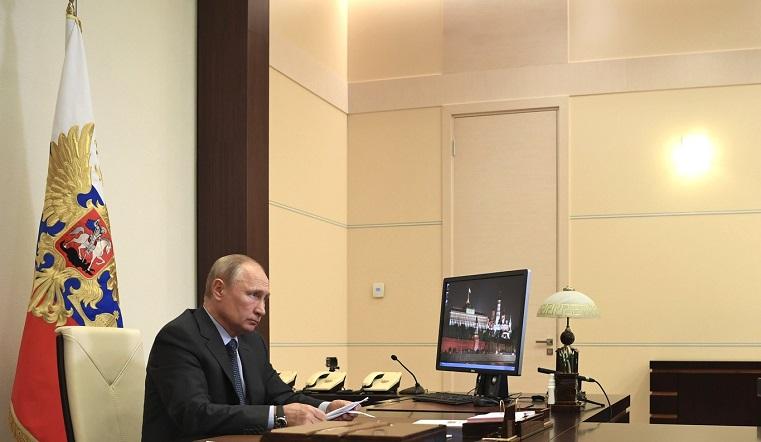 Путин назвал сроки проведения ЕГЭ в 2020 году