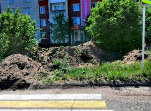 Путь в окопы. В городе на Урале появился опасный для жизни пешеходный переход