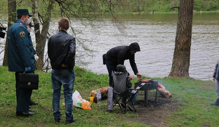 Пикник по цене ресторана. На Урале штрафуют нарушителей режима самоизоляции