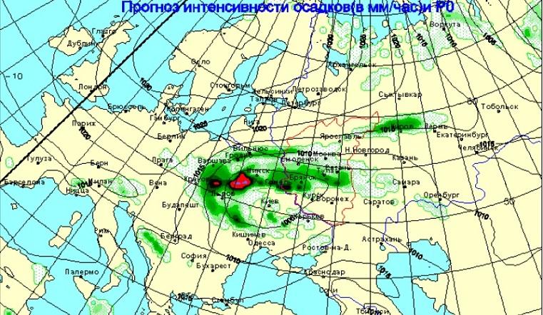 Мерзопакостная погода. На Урал идет холодный циклон с дождями. Погода в Челябинске сегодня.