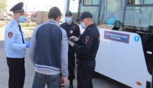 Проверяют всех. В Челябинск ограничили въезд для людей без прописки