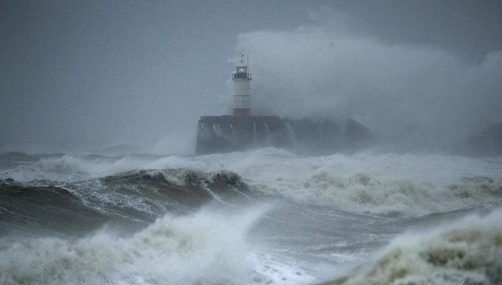 Последствия потепления. Ученые прогнозируют усиление ураганов
