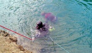 На глубине 12 метров. Со дна уральского Бали спасатели достали тело девушки