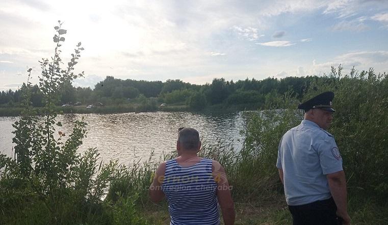 Жуткое зрелище. В Челябинской области в водоеме всплыл труп