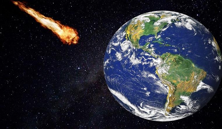 Размером с 5 небоскребов. К Земле летит гигантский астероид