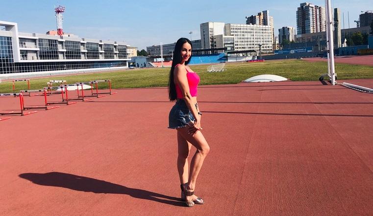 Чемпионка России по бодибилдингу рассказала, как сдавала ГТО в уральском селе