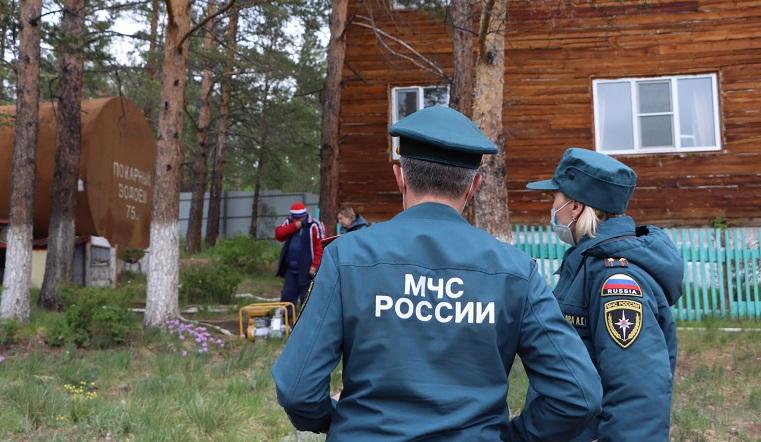 Летний отдых 2020. В Челябинской области МЧС проверяет детские лагеря