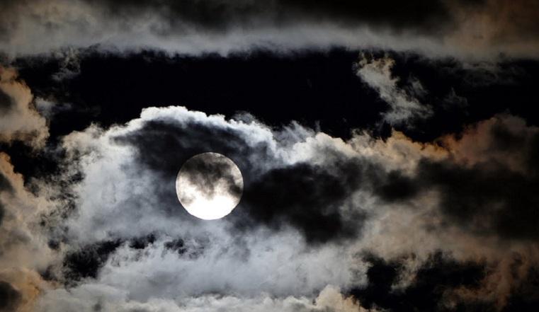 Коридор затмений 2020. Над Землей взойдет Грозовая Луна
