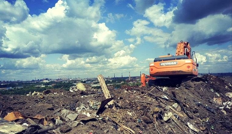 Город-сад вместо горы мусора. Как идут работы по рекультивации челябинской свалки