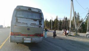 Наплевал на всех. На Урале пьяный водитель на неисправном автобусе вез 46 пассажиров