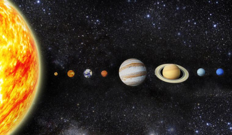 Жители Земли смогут наблюдать парад планет с 4 июля