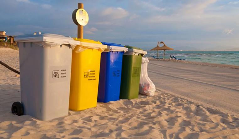 На пляжах Челябинска появятся новые урны и места для курения
