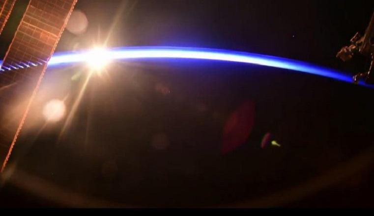 «Самое крутое, что я видел». Космонавт Вагнер показал восход Солнца на Урале ВИДЕО