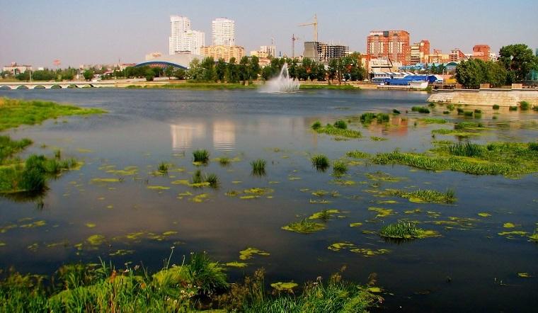 Сохранить первозданную природу. Проект благоустройства набережной обсуждают в Челябинске