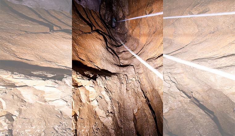 Пещера мертвецов. Скалолазы показали шахту глубиной в три пятиэтажки ФОТО