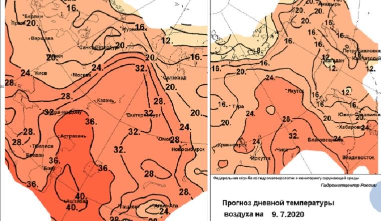 Изнуряющий ад. Жителям Урала предстоит пережить самые жаркие дни лета