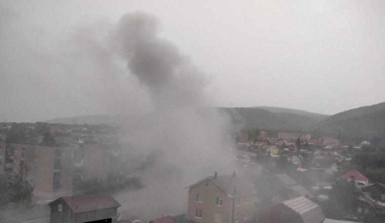 Спасли только мать. Ребенок задохнулся дымом в Челябинской области