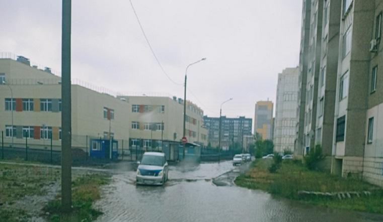 Затопило дороги и дома. Южный Урал переживает последствия шторма