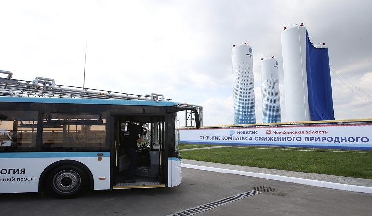 Проблем с экологией не будет. На Южном Урале открыли завод по производству природного газа
