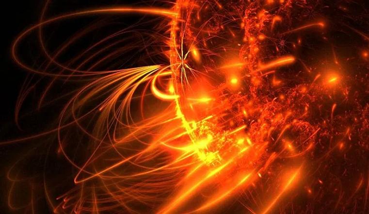 Опасное излучение. Учёные выяснили, почему происходят магнитные бури