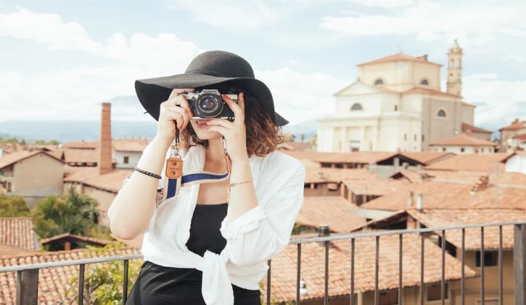Инстаграм позавидует. 12 идей для оригинальных летних фото