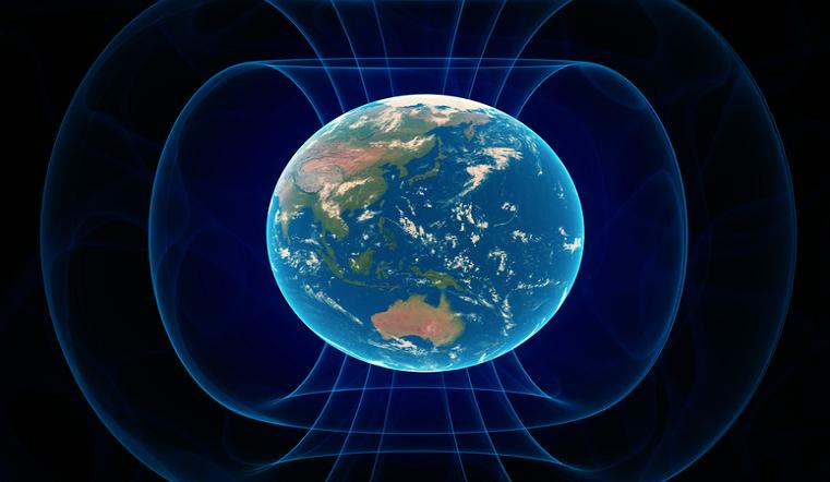 Океан расплавленного железа. Огромная аномалия растет в магнитном поле Земли