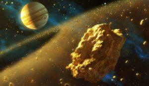 Уже близко. Опасный астероид размером с многоэтажку летит к Земле