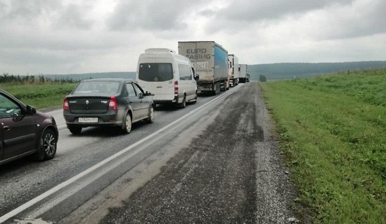 Трассу М5 в Челябинской области расширят до четырех полос