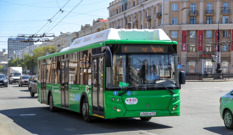 Тише, чище, быстрее. Новые автобусы на газовом топливе появились в Челябинской области
