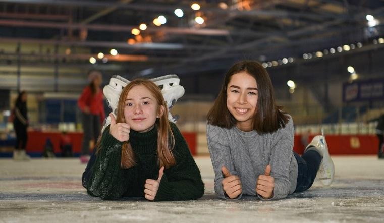 Блестящий путь. Ледовый дворец «Уральская молния» открывается для массового катания