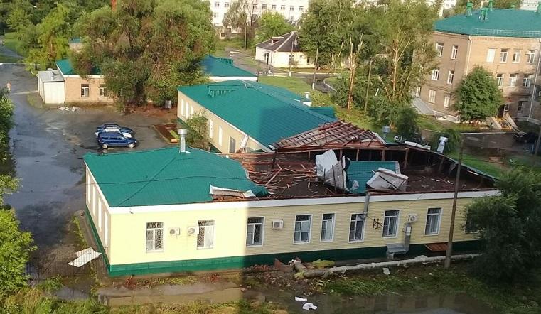 Жесткий шторм. Эксперты оценили силу ветра в Челябинской области
