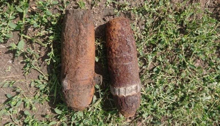 Чуть не рванули. В Челябинской области рыбак нашел бронебойные снаряды