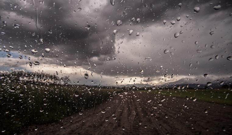 Пасмурно и дождливо. Стихийные волнения в Челябинской области продолжатся