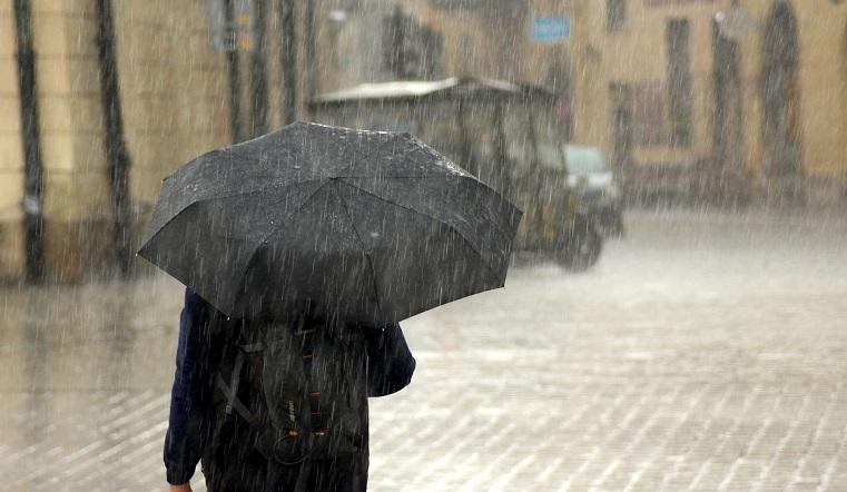 Прогноз погоды. Урал накроют снег и дожди