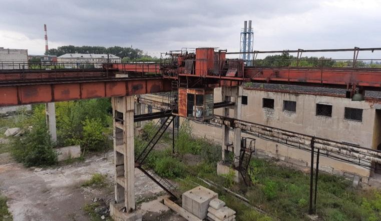 Зона отчуждения. Сталкеры показали руины заброшенного завода в Челябинске